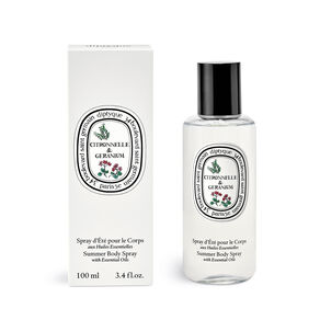 Citronnelle Body Spray Limited Edition