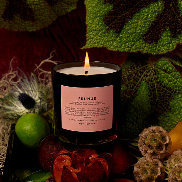 Prunus Scented Candle, , large, image3