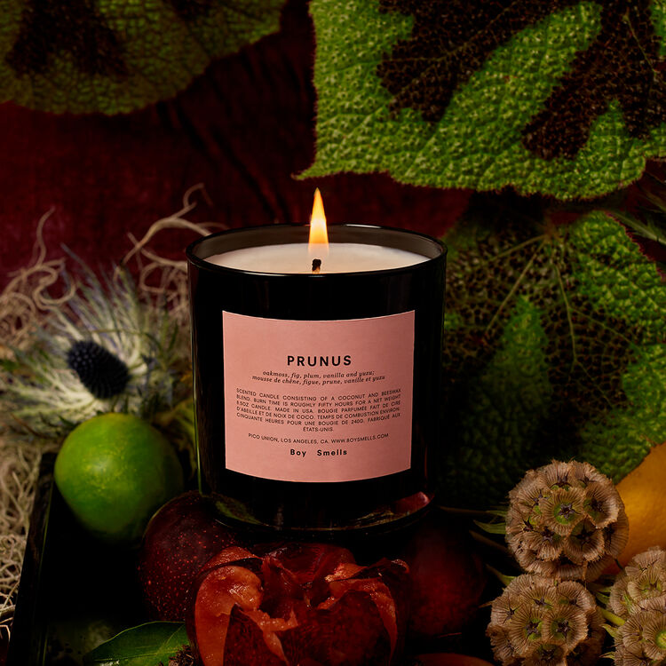 Prunus Scented Candle, , large