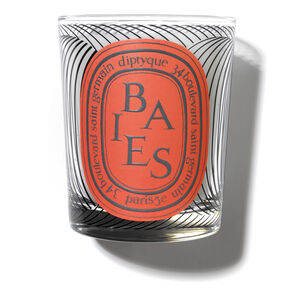 Scented Candle Graphic Collection Baies