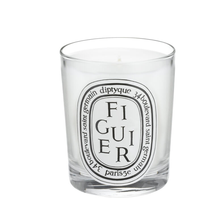 Figuier Scented Candle 6oz, , large