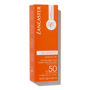 Sun Sensitive Oil-free Milky Fluid SPF50, , large