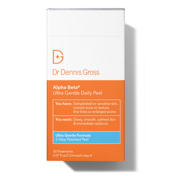 Alpha Beta Ultra Gentle Daily Peel - 30 Application Packettes, , large, image_1