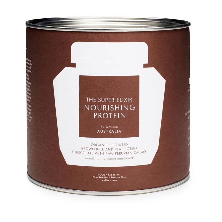 Nourishing Protein Tin Chocolate, , large