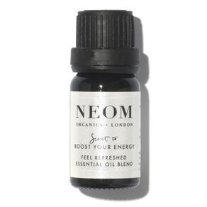Scent to Boost Your Energy Essential Oil Blend