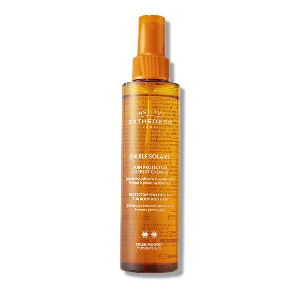Sun Care Oil - Normal to Strong Sun, , large, image_1