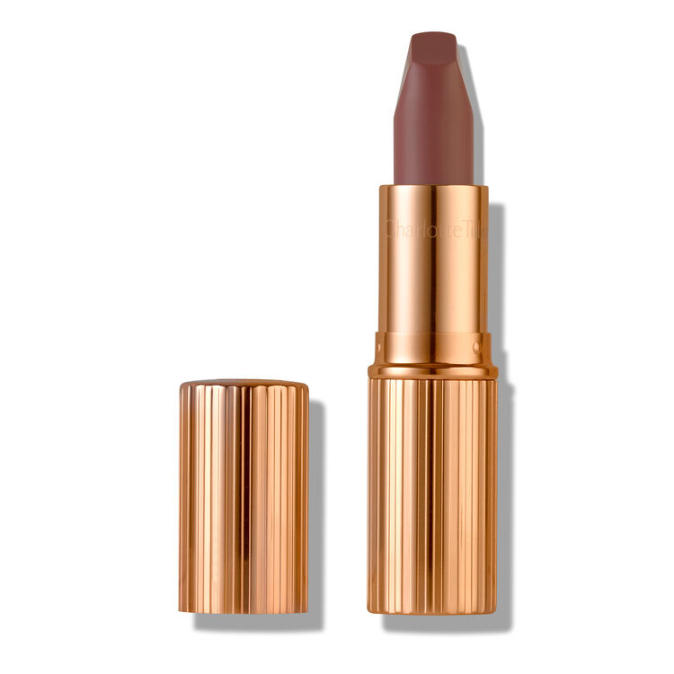 Matte Revolution Lipstick in Pillow Talk Medium, PILLOW TALK MEDIUM, large