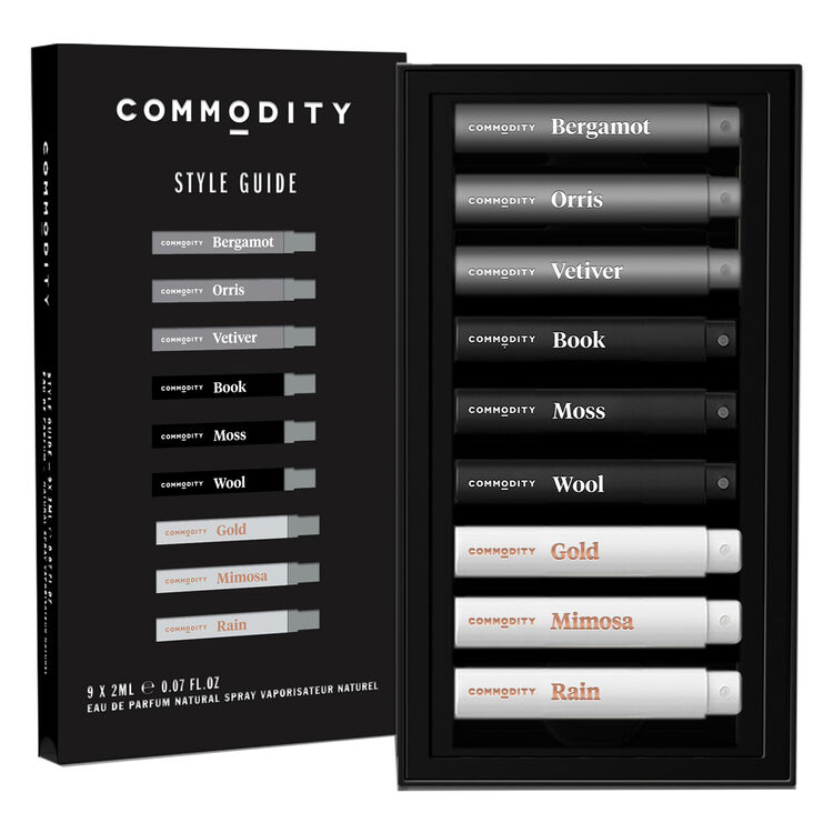 Commodity Style Guide, , large