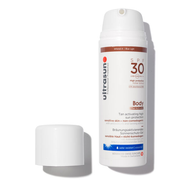 Body Tan Activator SPF 30, , large, image2