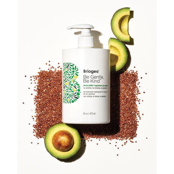 Be Gentle, Be Kind™ Avocado + Quinoa Co–Wash, , large, image3