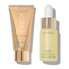 Instant Facial Glow On the Go