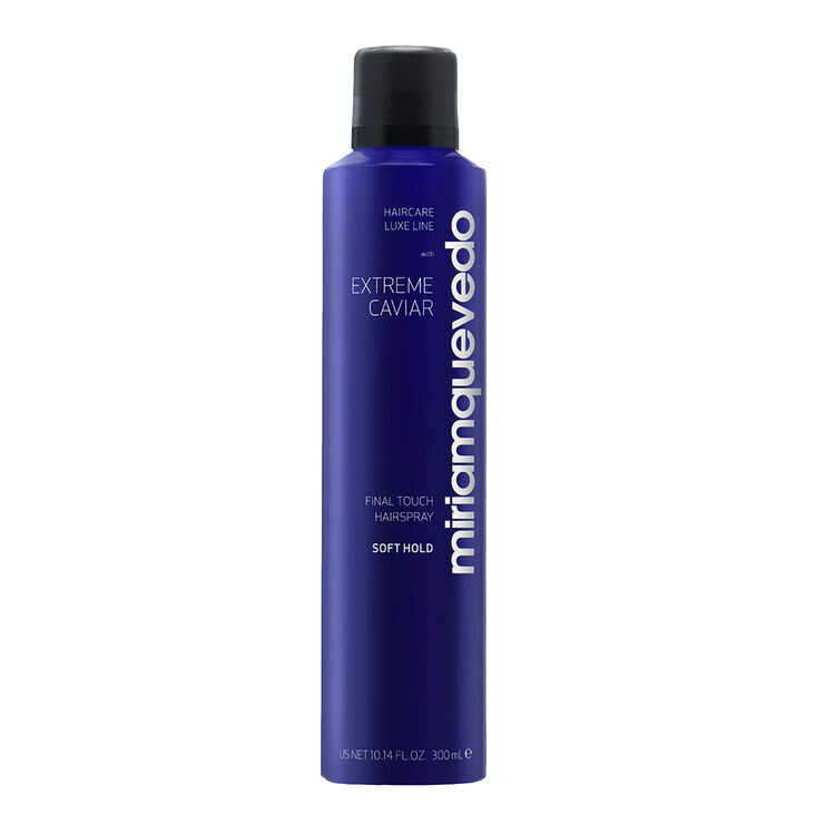 Extreme Caviar Final Touch Hairspray Soft Hold , , large