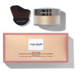 Make It Glow Translucent Loose Setting Powder Glow, TRANSLUCENT (29G), large