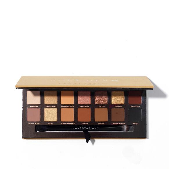 Soft Glam Eyeshadow Palette, , large, image1