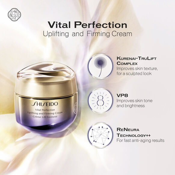 Vital Perfection Uplifting and Firming Cream Enriched, , large, image4
