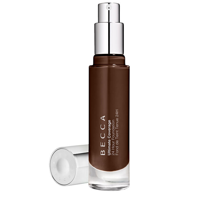 Ultimate Coverage 24-Hour Foundation, CACAO, large
