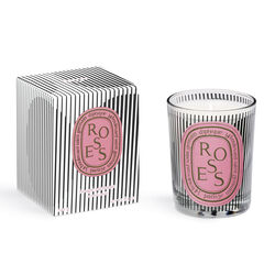 Scented Candle Graphic Collection Roses, , large