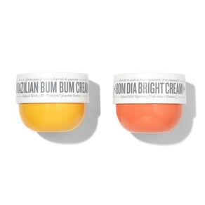 Mini Bom Dia Bright & Brazilian Bum Bum Cream Set