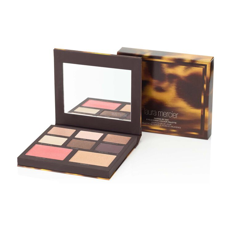 Daring By Day Eye & Cheek Colour Palette, , large