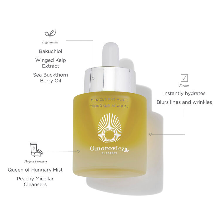 Miracle Facial Oil, , large