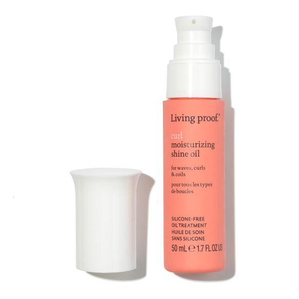 Curl Moisturizing Shine Oil, , large, image2