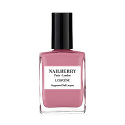 Kindness Oxygenated Nail Lacquer by Nailberry, OXYGYNATED BRIGHT PINK, large