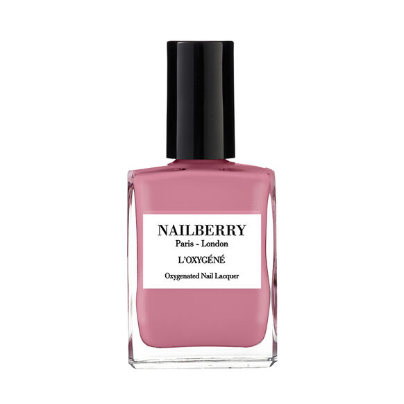 Kindness Oxygenated Nail Lacquer by Nailberry, OXYGYNATED BRIGHT PINK, large, image_1
