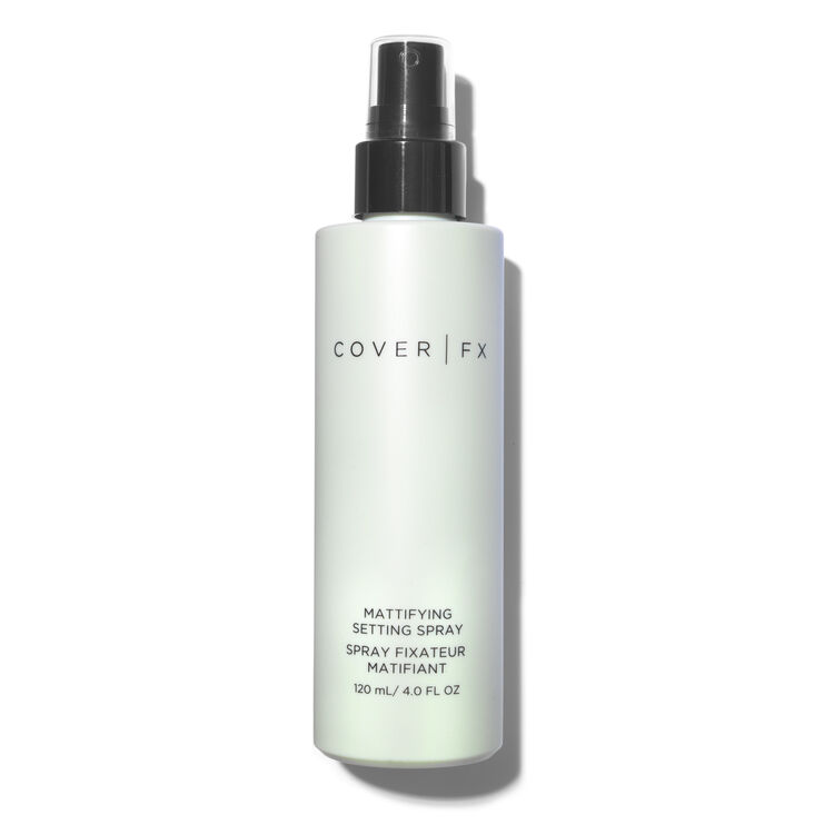 Mattifying Setting Spray by Cover FX #12