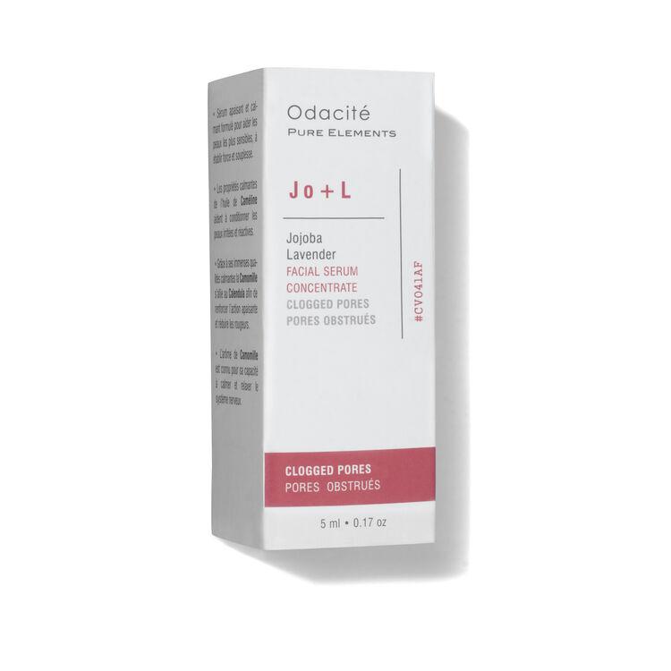 Jo+L Clogged Pores Serum Concentrate (Jojoba + Lavender), , large