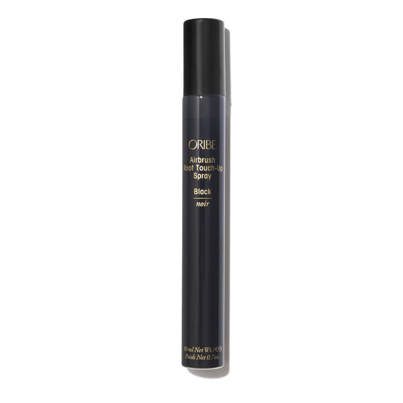 Airbrush Root Touch Up Spray, BLACK 30ML, large, image1