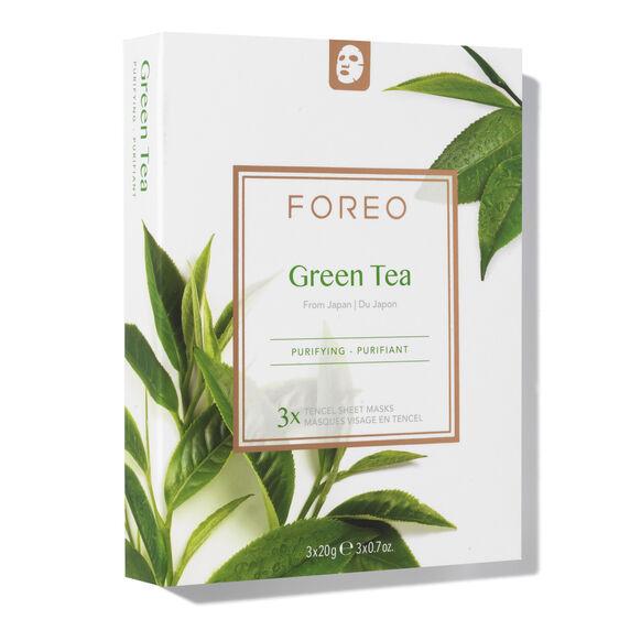 Farm To Face Sheet Mask - Green Tea, , large, image3