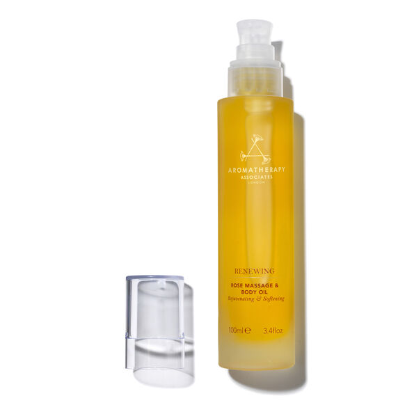 Renew Rose Nourishing Body Oil 3.4fl.oz, , large, image2