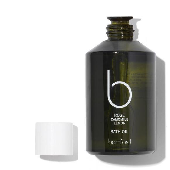 Rose Bath Oil, , large, image2