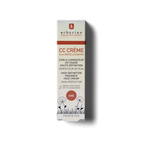 CC Cream SPF25 Travel Size, DORE, large, image2