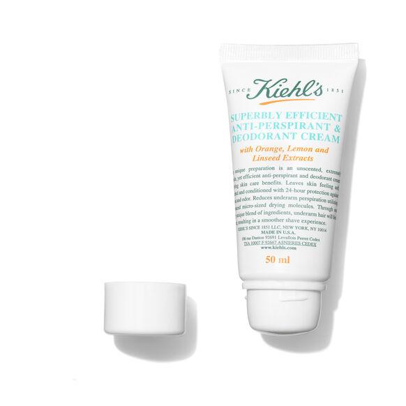 Superbly Efficient Anti-Perspirant and Deodorant Cream, , large, image2
