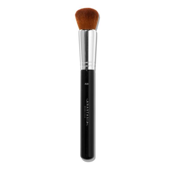 A30 Pro Brush Domed Kabuki Brush, , large, image1