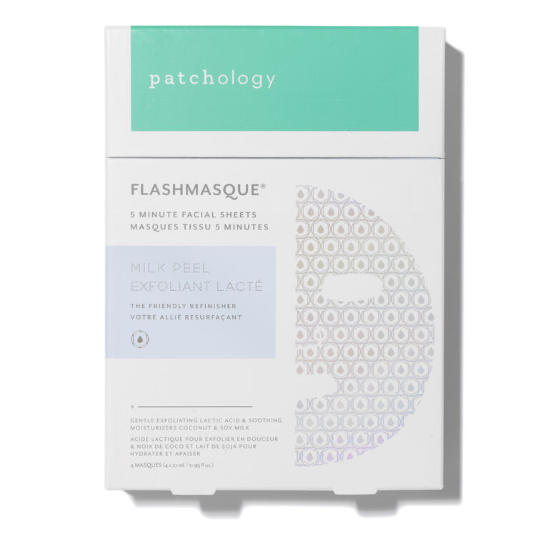FlashMasque Milk Peel, , large
