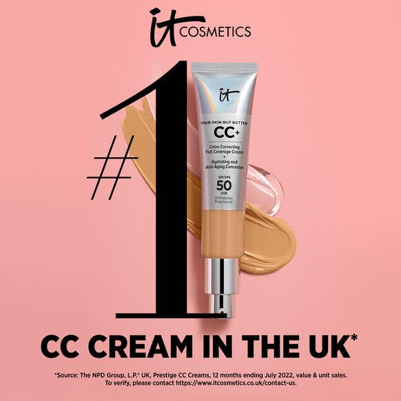 CC+ Cream Original SPF50+, LIGHT MEDIUM 32 ML, large, image4
