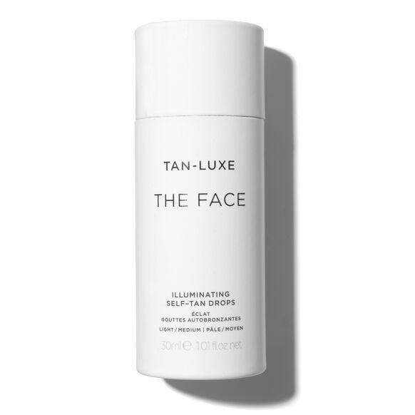 The Face Illuminating Tan Drops, LIGHT/MEDIUM 30ML, large, image4