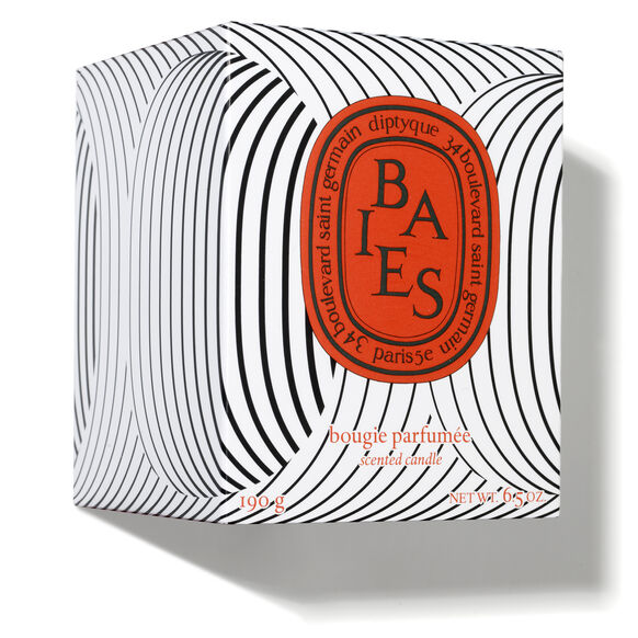 Scented Candle Graphic Collection Baies, , large, image4