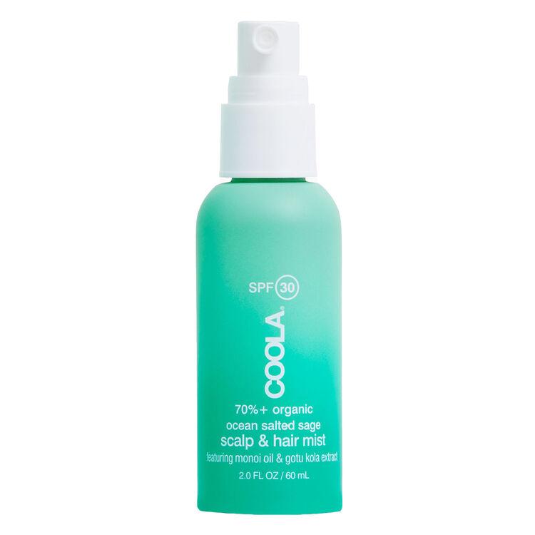 Scalp & Hair Mist Organic Sunscreen SPF 30, , large