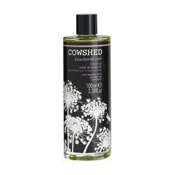 Knackered Cow Relaxing Bath & Body Oil, , large