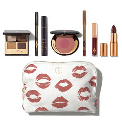 The Vintage Vamp Makeup Look, , large