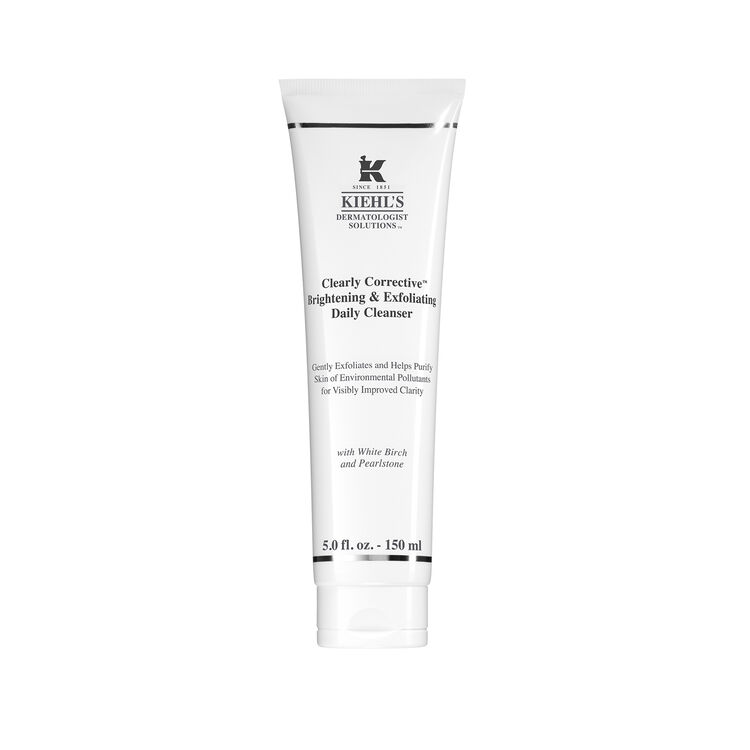 Clearly Corrective Brightening & Exfoliating Daily Cleanser, , large