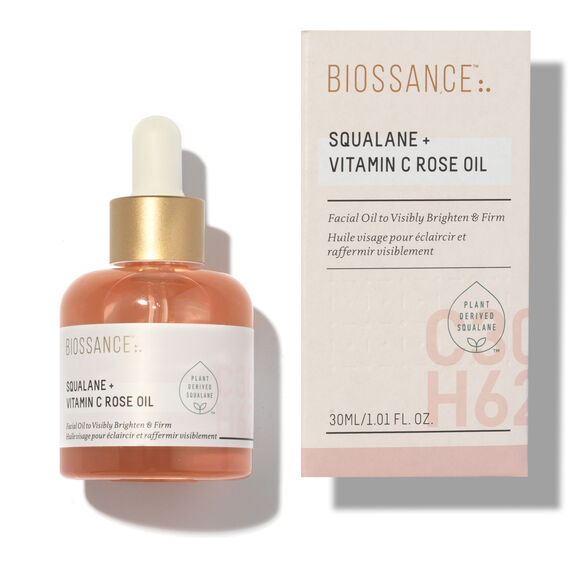 Squalane + Vitamin C Rose Oil, , large, image4