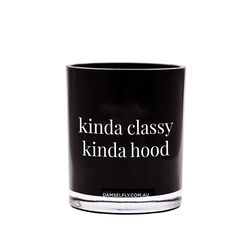 Kinda Classy Kinda Hood Candle, , large