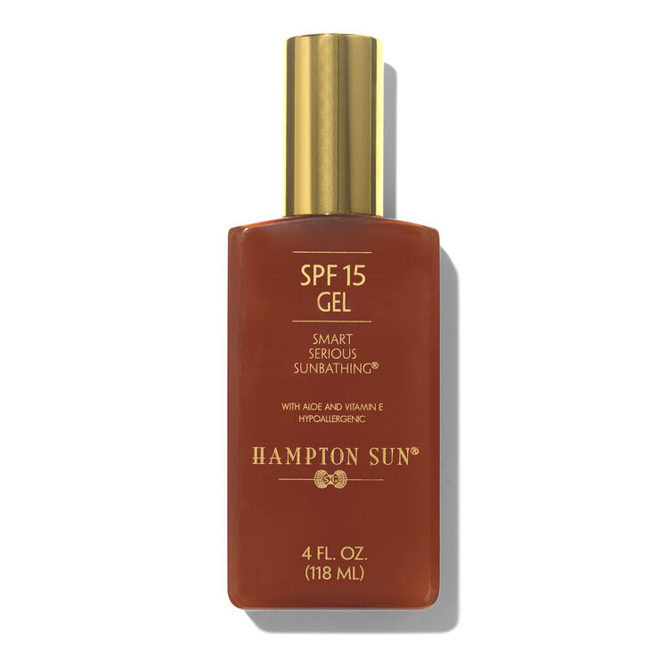 SPF 15 Gel, , large