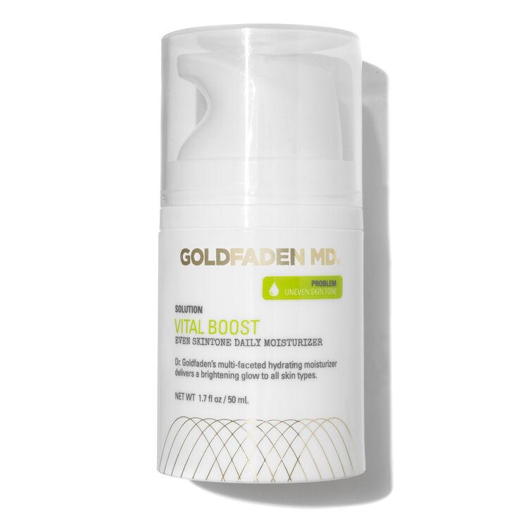 Vital Boost Even Skintone Daily Moisturizer, , large