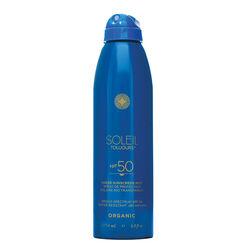 Organic Sheer Sunscreen Mist SPF 50, , large