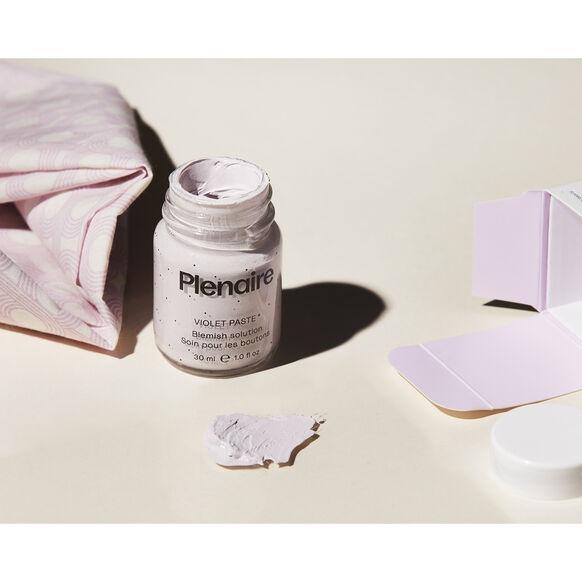 Violet Paste Overnight Blemish Treatment, , large, image3